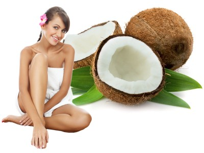 Skin Care Benefits From Coconut Oil
